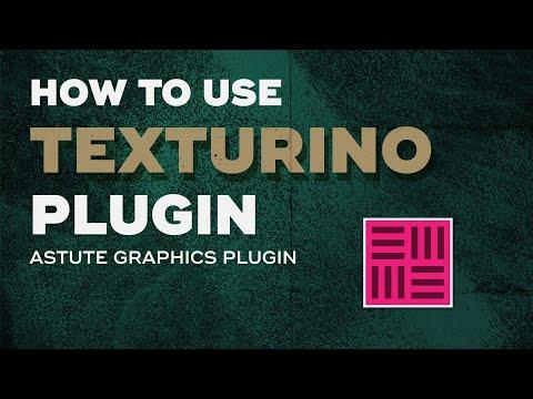 How to use the TEXTURINO plugin in Illustrator thumbnail