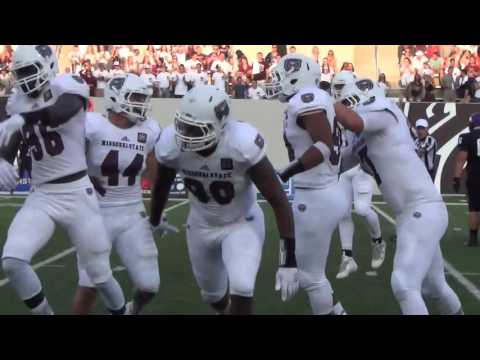 Missouri State Football Pump Up 2016