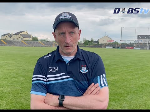 Mick Galvin chats to DubsTV after win over Galway