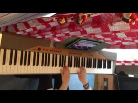 Wallander bbc ending musik piano