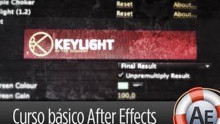 121 - KEYLIGHT | Curso Básico Adobe After Effects