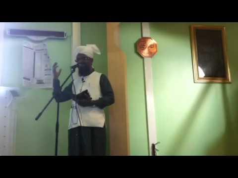 Marhaba Kitna Sohna Nabiyon Ka Sultan Hai-Qari Rizwan-Masjid Al Ameen Leicester
