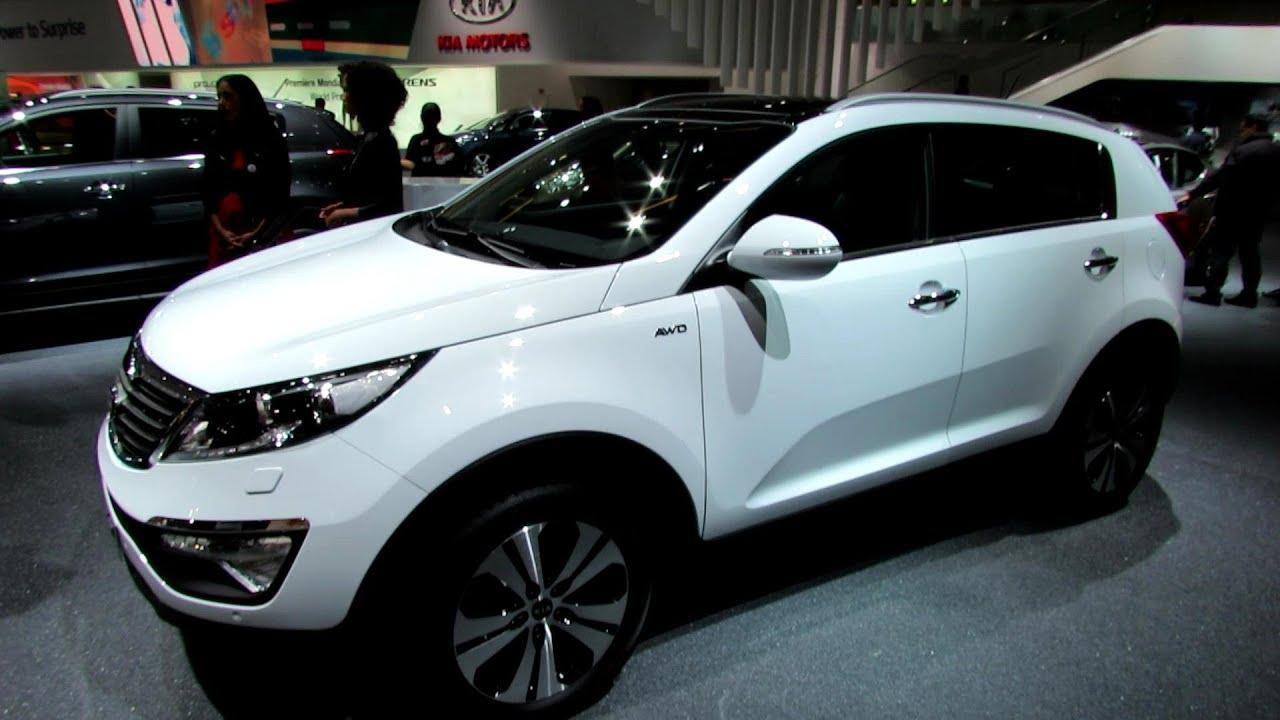 Car Kia Sportage