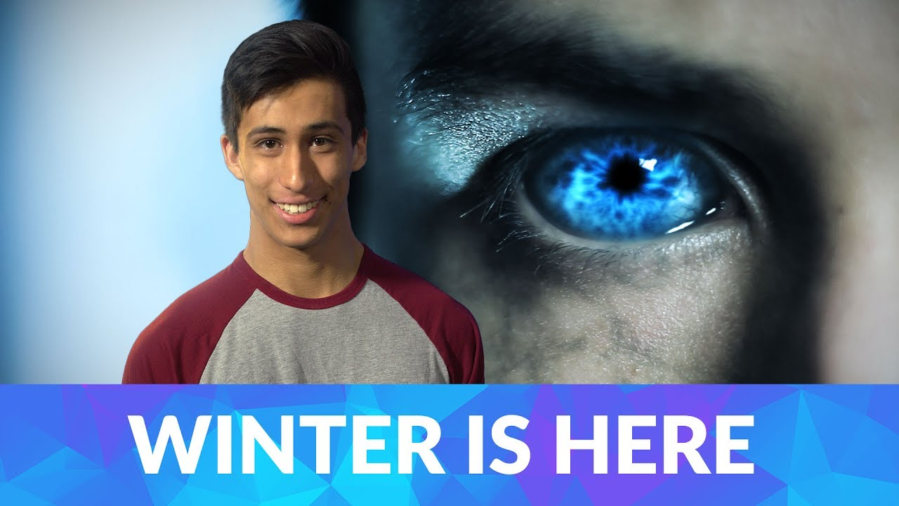 How to give yourself White Walker eyes | HitFilm Pro