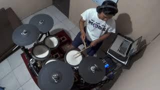 Latin Drumming - YAMAHA DTX 750K