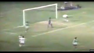 هدف فلاح حسن في مرمى السعوديه 1976