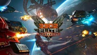 3302 Elite: Dangerous - New Station Interiors, Ship Summoning, In-Game Journal, War