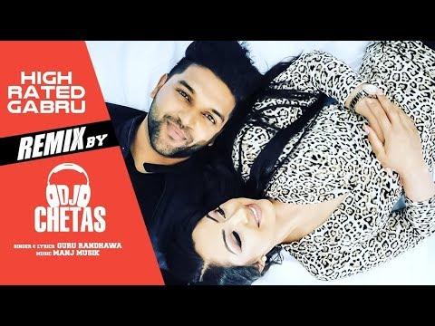 Guru Randhawa - High Rated Gabru DJ CHETAS REMIX Bass Boosted - Bharat Bass