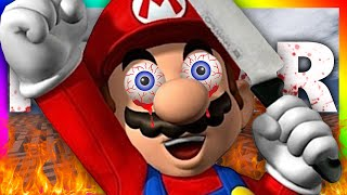 KILLER MARIO BROTHERS!?!? | Gmod Horror Maze (MARIO AND LUIGI ATTACK)