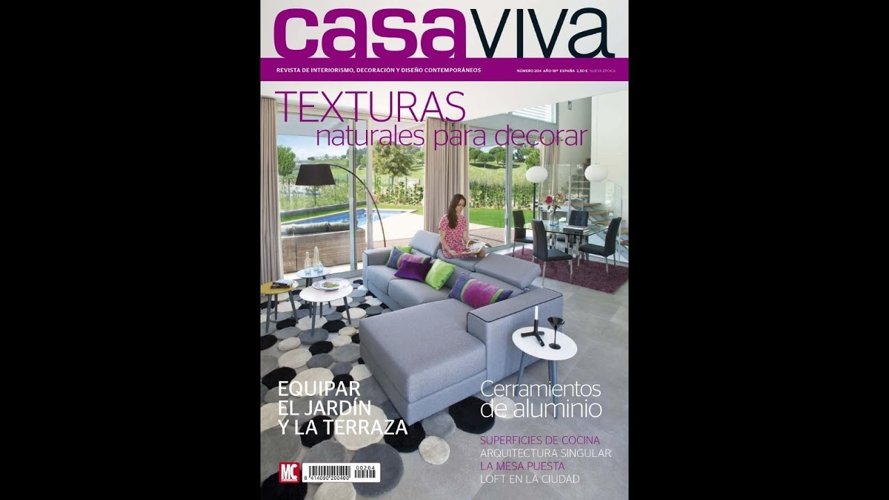 Revistas de decoracin de interiores finest decoracin de Revista interiores ideas y tendencias