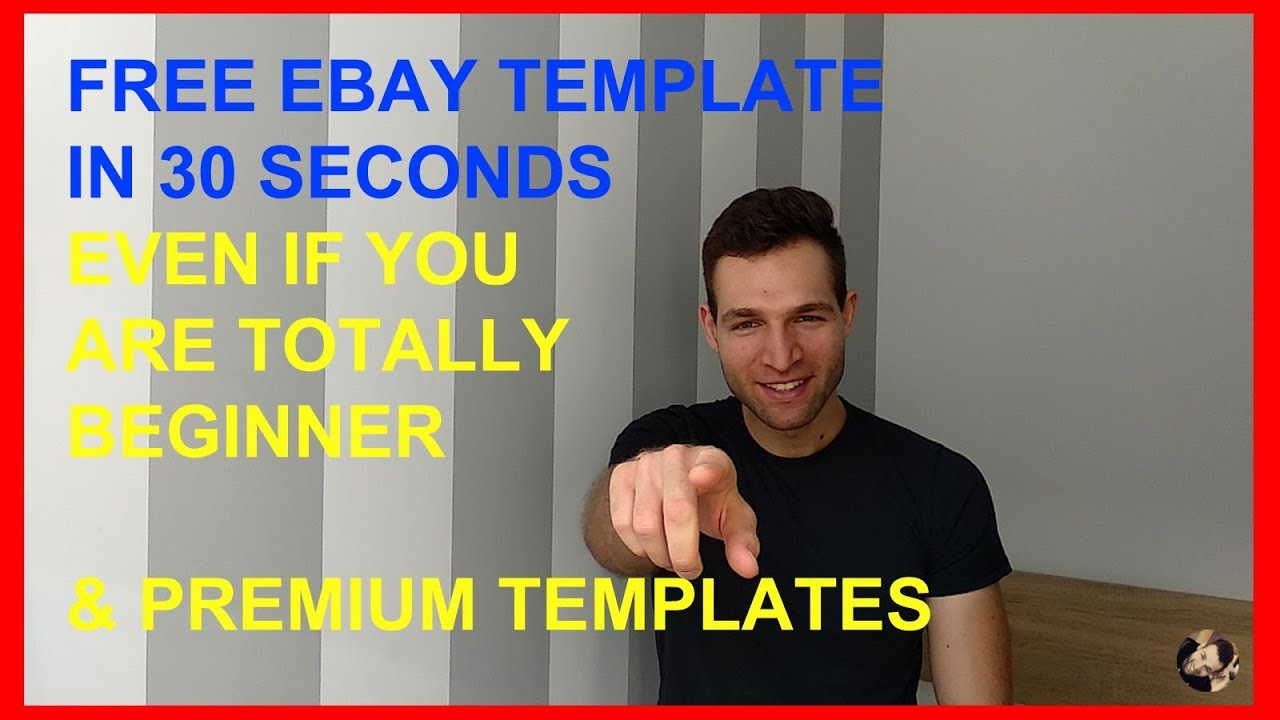 free ebay listing software templates html codes download. Black Bedroom Furniture Sets. Home Design Ideas