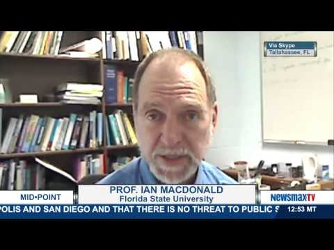 MidPoint |  Ian MacDonald discusses the anniversary of the Deepwater Horizon oil spill