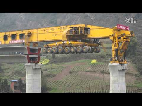 Thumbnail: Hi tech, China's high speed rail is how to build