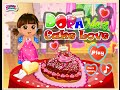 Video Dora The Explorer Cooking Games