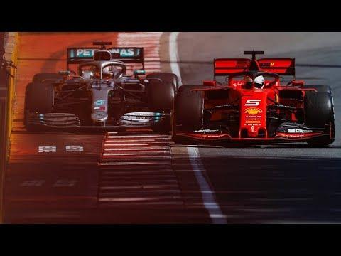 Polemica entre Sebastian Vettel y Lewis Hamilton - GP de Canada F1