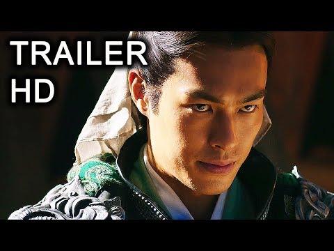 DYNASTY WARRIORS Movie 1st Official Trailer 2019《真‧三國無雙》真人電影版宣傳影片
