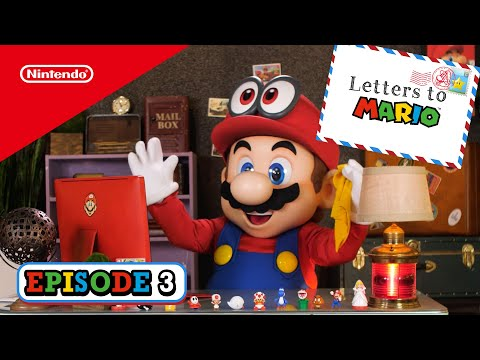 Send Your Letters to Mario Episode 3!