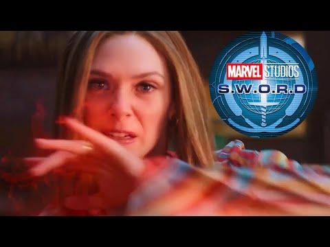 Wandavision Episode 4 SWORD Breakdown and Marvel Phase 4 Easter Eggs