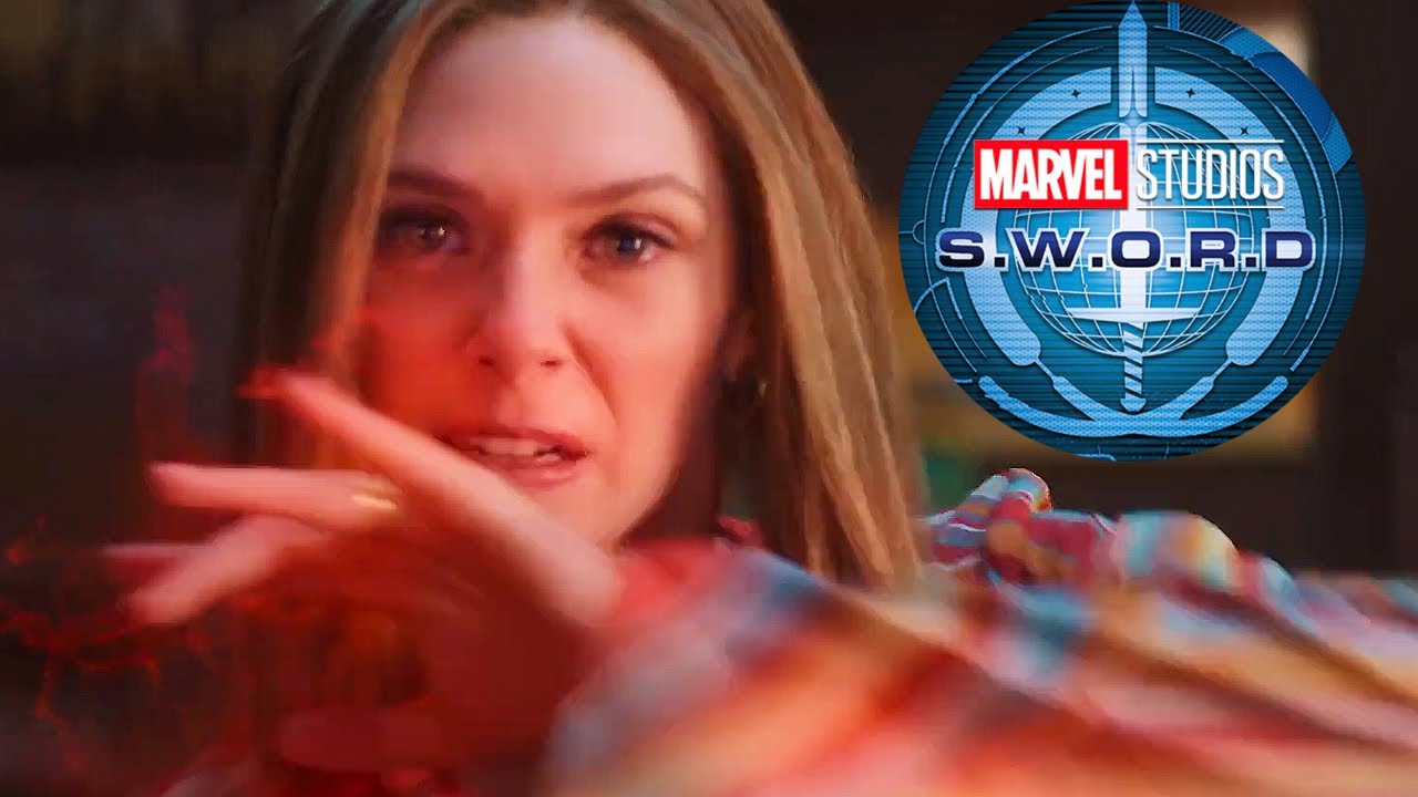 Wandavision Episode 4 SWORD Breakdown and Marvel Phase 4 Easter Eggs - YouTube