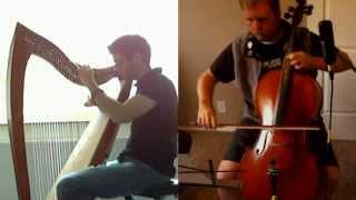 To Zanarkand - Final Fantasy X - Cello and Harp Cover
