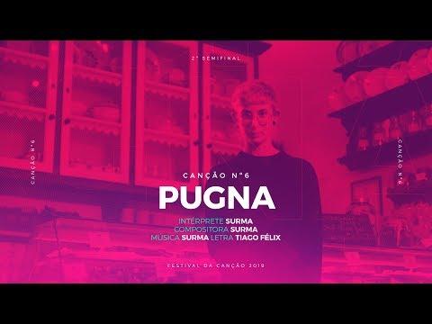 Surma - Pugna - 2ª Semifinal | Festival da Canção 2019