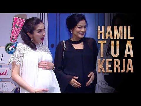 Hamil Tua Masih Sibuk Kerja, Ini Alasan Mangejutkan Sandra Dewi - Cumicam 24 Oktober 2017
