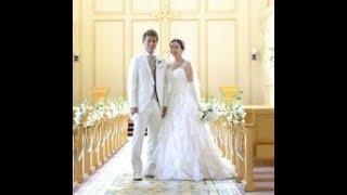 昨年12月に結婚したタレント・丸高愛実(27)とサッカー元日本代表...
