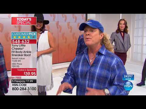 HSN | Tony Little Health and Wellness 30th Anniversary 09.26.2017 - 03 PM