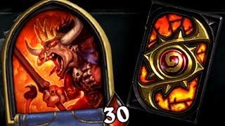 Bras de fer spécial 20 ans de Diablo avec marmotte sur Hearthstone !