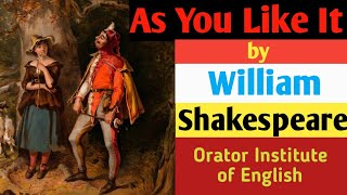 As You Like It by William Shakespeare in Hindi