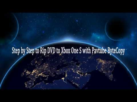 Stream Region-locked DVD On Xbox One S Via USB