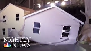 With 155 MPH Winds, Hurricane Irma Is Among Strongest Cat  5 Storms | NBC Nightly News