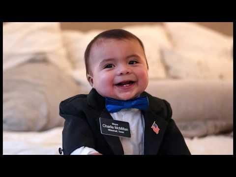 Charlie McMillan, Bayi 7 Bulan yang Jadi Wali Kota di AS