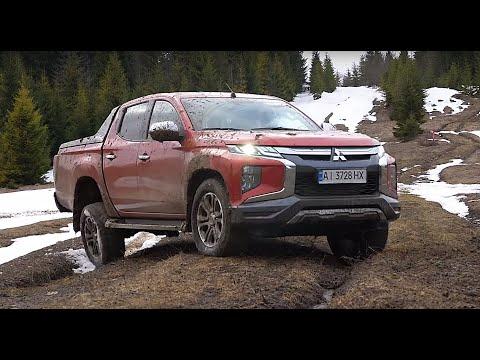 видео: Mitsubishi L200 2019 Из грязи в князи НОВЫЙ  Л200 Тест-драйв