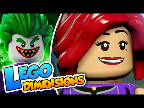 ¡Pobre Joker! | 01 | Batman Movie Story Pack (Lego Dimensions) con @Naishys