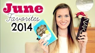 Michelle's June Favorites 2014! Thumbnail