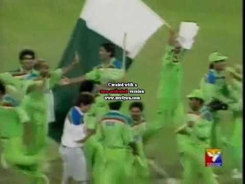 Pakistan World cup  Final countdown
