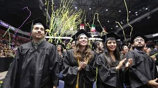 South Texas College Fall 2015 Graduation Highlights