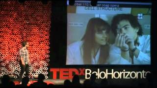 Democratizing Science: Camilo Rodriguez-Beltran at TEDxBeloHorizonte