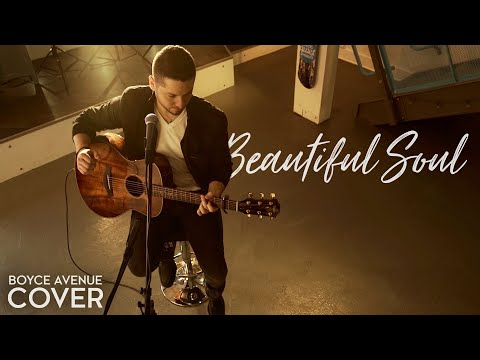 Beautiful Soul -Jesse McCartney (Boyce Avenue acoustic cover) on Spotify & Apple