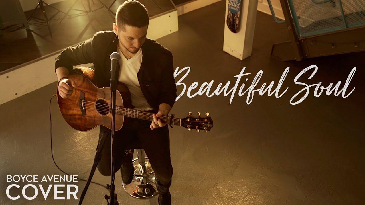 Beautiful Soul -  Jesse McCartney (Boyce Avenue acoustic cover) on Spotify & Apple