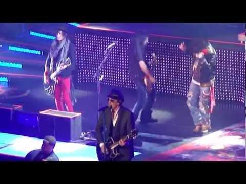 """Guns N' Roses with Izzy Stradlin """"14 Years"""" 11-24-12 Las Vegas"""