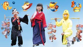 Tây Du Ký Ngoại Truyện – Quà Tết MARINE BOY Náo Động Thiên Đình 💎 AnAn ToysReview TV 💎