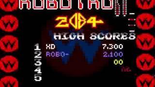 Robotron 2084 - Lynx Gameplay - Robotron 2084 - User video