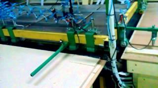 самодельный станок для изготовления картонной упак(самодельный станок для изготовления картонной упаковки., 2014-04-26T19:51:19.000Z)