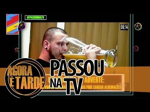 Passou na TV - Agora é Tarde - 2606