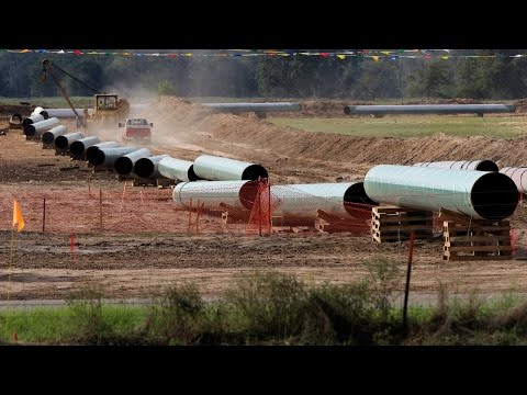 Bond rating agency warns of negative affects of pipeline opposition