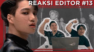 Reaksi Editor Indonesia 13 : K-POP (SUPERM - JOPPING)