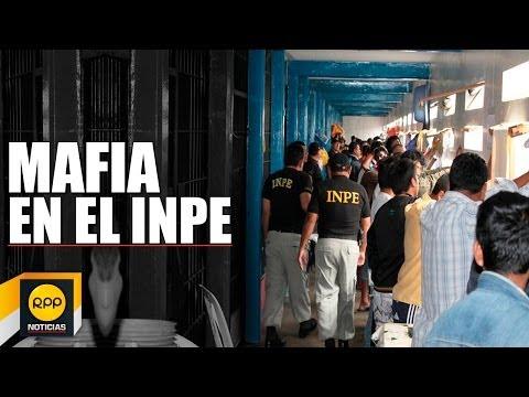 Denuncian mafia dentro del Instituto Nacional Penitenciario (INPE)