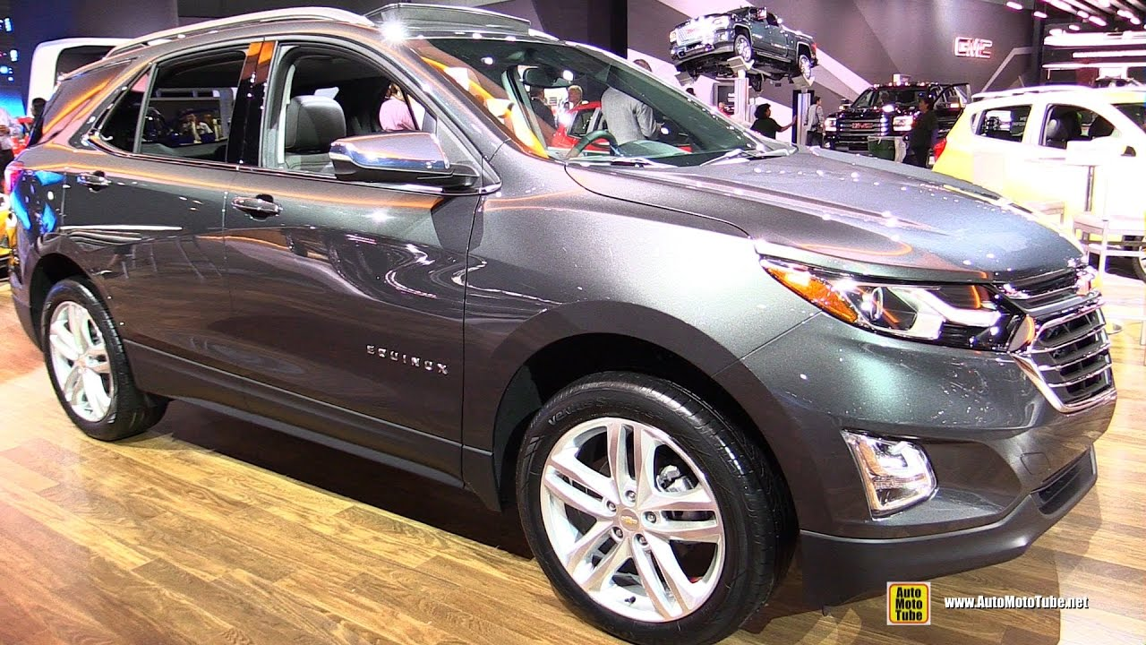 2018 Chevrolet Equinox - Exterior and Interior Walkaround ...
